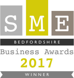 SME Bedfordshire Business Award_Winner_2017